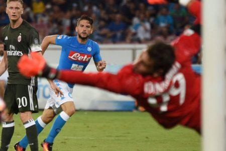 Napoli-Milan non è da scudetto ma resta un big match