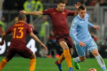 Roma-Lazio, derby della capitale per l'alta classifica