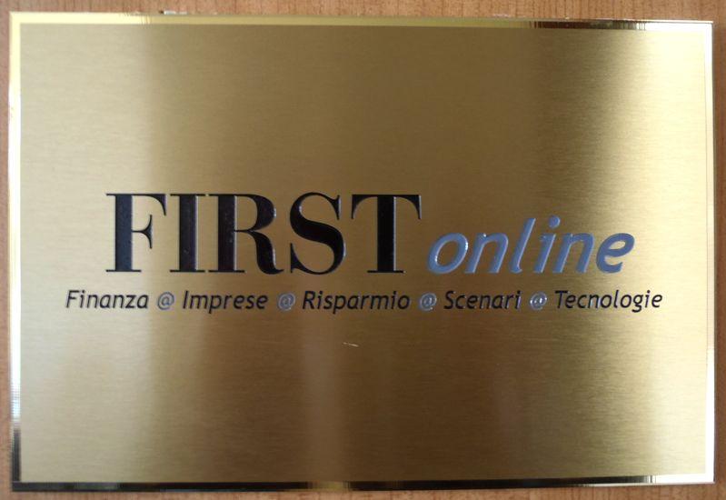 5ed6371a1a FIRSTonline è un giornale web indipendente di economia, finanza e borsa  edito da A.L. Iniziative Editoriali S.r.l., con sede legale a Roma, ...