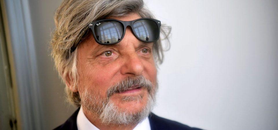Sampdoria, Ferrero lascia presidenza per crac Livingston