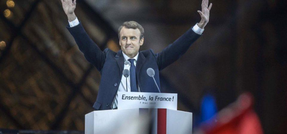 Francia, vince Macron e vince l'Europa: è il nuovo Presidente della Repubblica